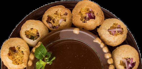 Tingle Your Taste Buds With PANIPURI - Passion Vista