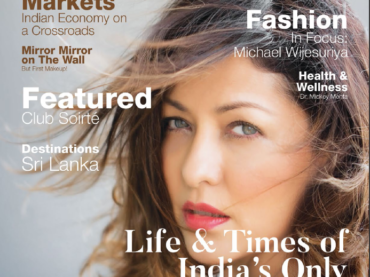 The life and Times of India's only MRS. World Aditi Govitrikar
