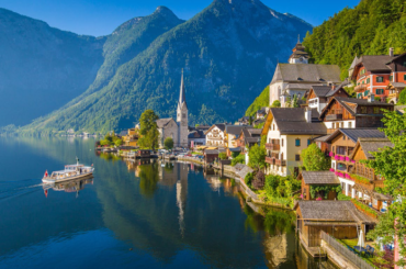 AUSTRIA A LAND OF leisurely lakes and luxury living