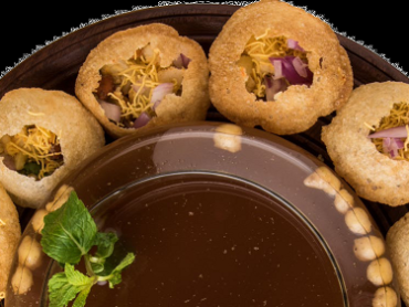 Tingle Your Taste Buds With PANIPURI