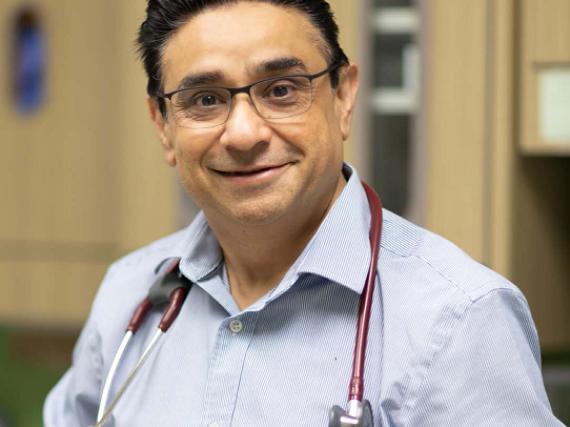 Dr. Jasdev Bhalla