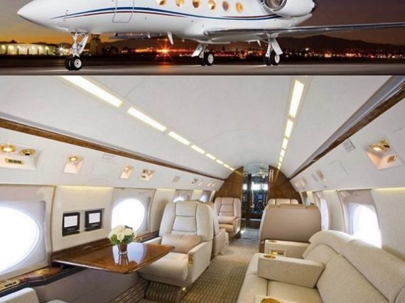 Private Charter Aircrafts