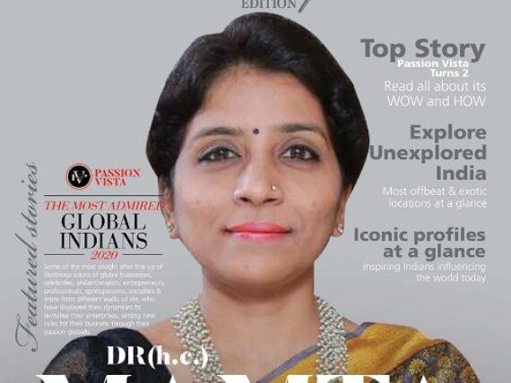 Dr (h.c) Mamta Binani