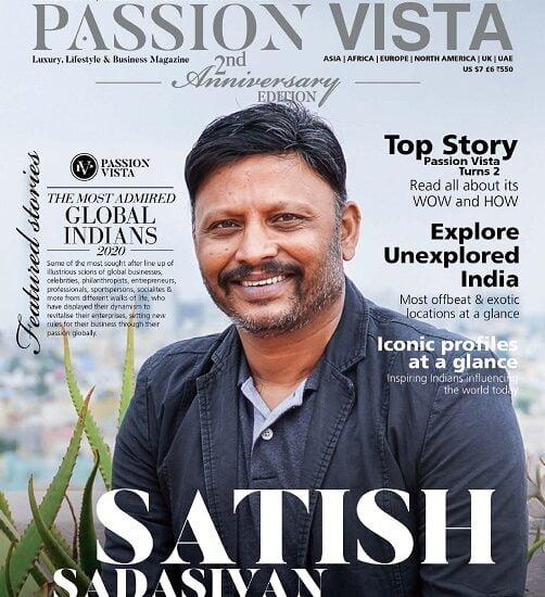 Satish Sadasivan