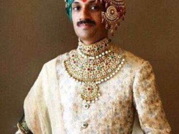 HH Manvendra Singh Gohil